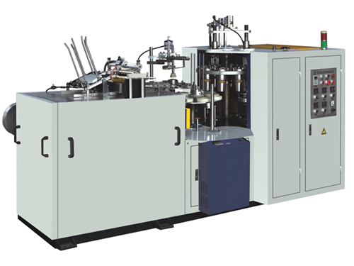 MB-A12 Single PE Coated Paper Cup Machine