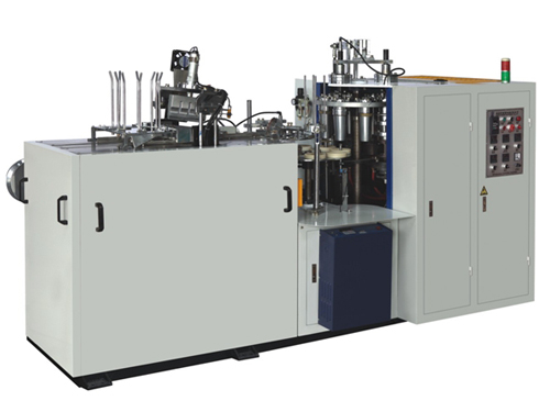 MB-S22 Ultrasonic Double Side PE Paper Cup Machine