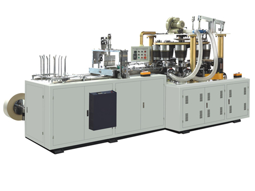 MB-ZT-200 Automatic Paper Bucket Forming Machine