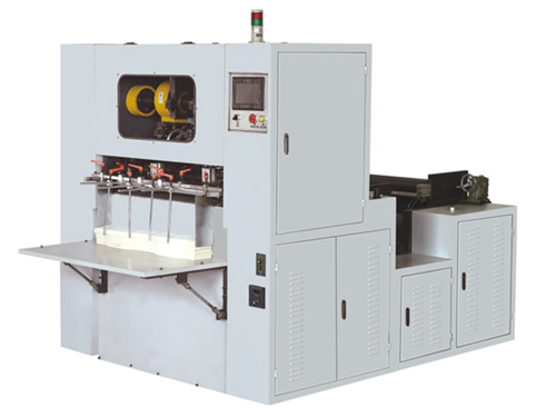 J-DC750 Automatic Platen Die Cutting Machine