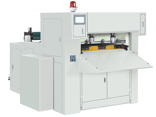 J-DC930 Automatic Paper Roll Die Cutting Machine