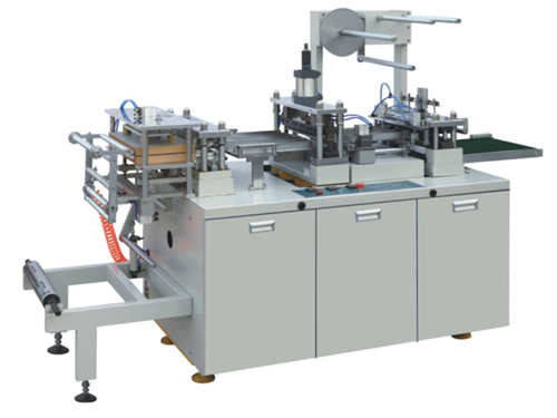 MB-420 PLC Controlled Automatic Cup Lid Forming Machine