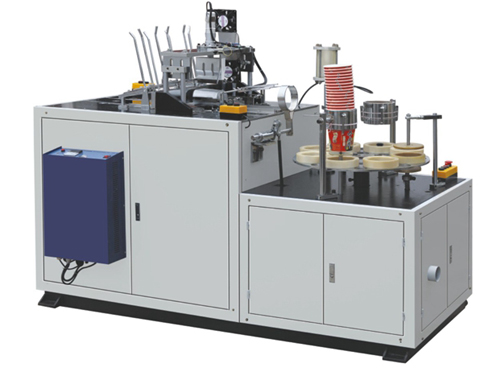 ZWT-35 Automatic Paper Cup/Bowl Outer Sleeve Forming Machine