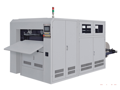 MB-980 Automatic Paper Roll Die Cutting Machine