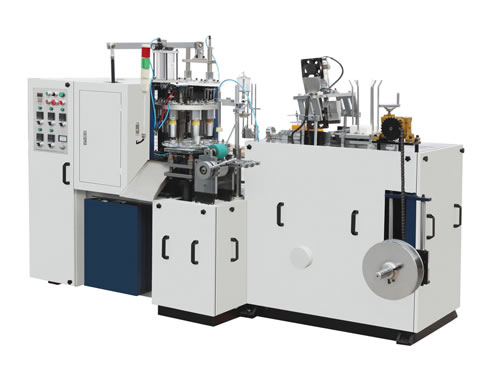 MB-S16 Ultrasonic Double PE Coated Paper Cup Machine