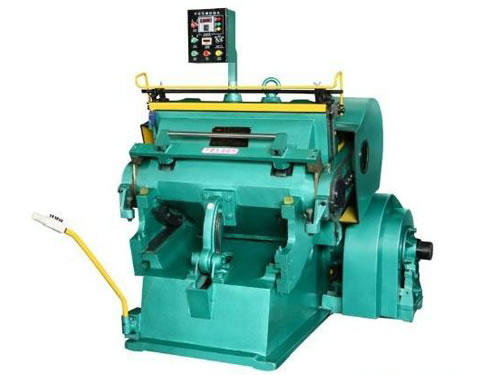 MB-800 Creasing Die Cutting Machine